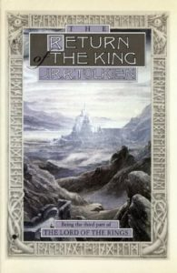 Cover of The Return of the King by J.R.R. Tolkien