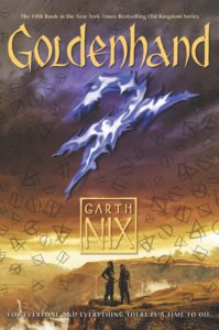 Cover of Goldenhand by Garth Nix