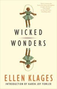 Cover of Wicked Wonders by Ellen Klages