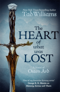 Cover of The Heart of What Was Lost by Tad Williams