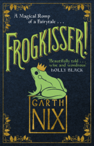 Cover of Frogkisser by Garth Nix