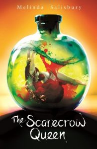 Cover of The Scarecrow Queen by Melinda Salisbury