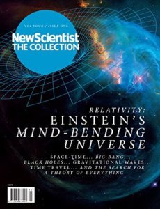 Cover of Relativity; Einstein's Mind-bending Universe by New Scientist