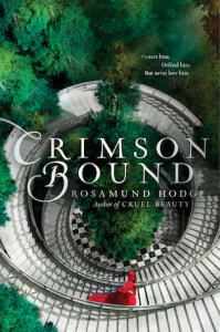 Cover of Crimson Bound by Rosamund Hodge