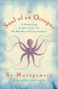 Cover of The Soul of an Octopus by Sy Montgomery