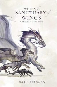 Cover of Within the Sanctuary of Wings by Marie Brennan