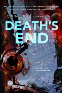 Cover of Death's End by Cixin Liu