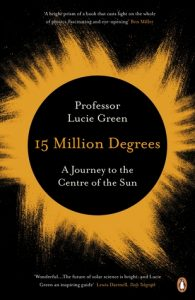 Cover of 15 Million Degrees by Lucie Green