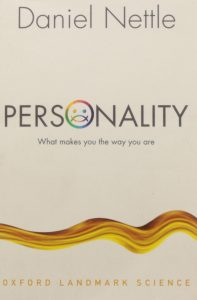 Cover of Personality by Daniel Nettle
