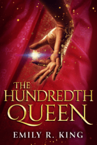 Cover of The Hundredth Queen by Emily R. King