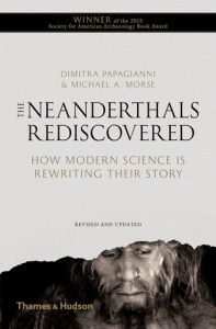 Cover of Neanderthals Rediscovered by Dimitra Pappagiani