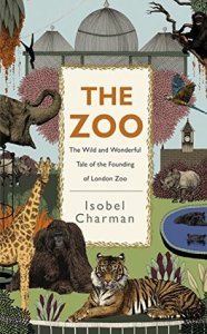 Cover of The Zoo by Isobel Charman