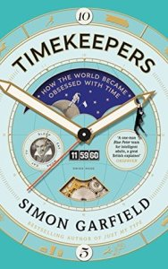 Cover of Timekeepers by Simon Garfield