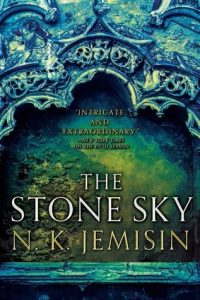 Cover of The Stone Sky by N.K. Jemisin