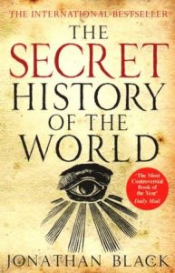 Cover of The Secret History of the World by Jonathan Black