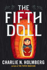 Cover of The Fifth Doll by Charlie Holmberg