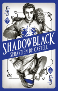 Cover of Shadowblack by Sebastien de Castell