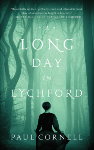 Cover of A Long Day In Lychford by Paul Cornell