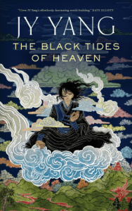 Cover of The Black Tides of Heaven by JY Yang