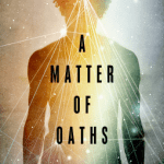 Cover of A Matter of Oaths by Helen S. Wright