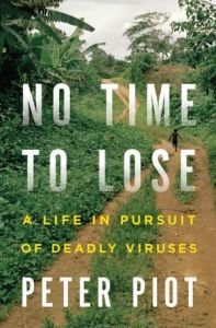 Cover of No Time To Lose by Peter Piot
