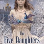 Cover of The Five Daughters of the Moon by Leena Likitalo
