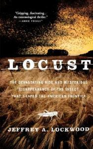 Cover of Locust by Jeffrey Lockwood