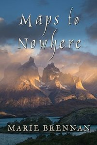 Cover of Maps to Nowhere by Marie Brennan
