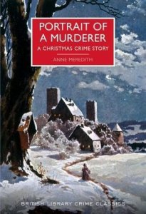 Cover of Portrait of a Murderer by Anne Meredith
