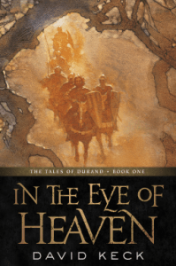 Cover of In the Eye of Heaven by David Keck