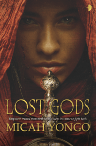 Cover of Lost Gods by Micah Yongo