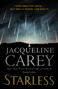 Cover of Starless by Jacqueline Carey