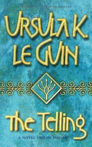 Cover of The Telling by Ursula Le Guin