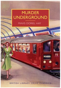 Cover of Murder Underground by Mavis Doriel Hay