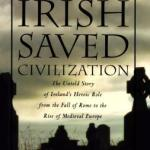 Cover of How the Irish Saved Civilisation