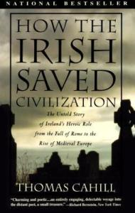 Cover of How the Irish Saved Civilisation