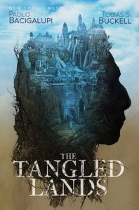 Cover of The Tangled Lands by Paolo Bacigalupi