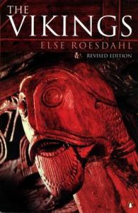 Cover of The Vikings by Else Roesdahl