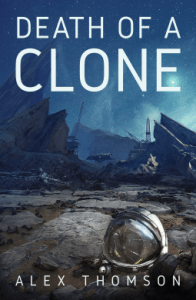 Cover of Death of a Clone