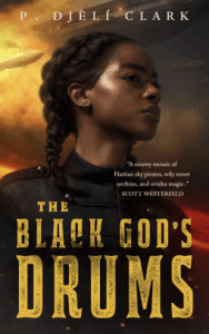 Cover of The Black God's Drums