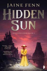 Cover of Hidden Sun by Jaine Fenn