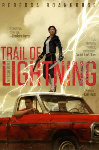 Cover of Trail of Lightning by Rebecca Roanhorse