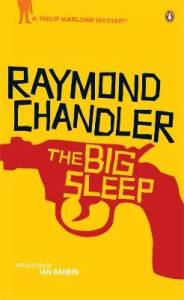 Cover of The Big Sleep by Raymond Chandler
