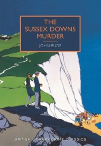 Cover of The Sussex Downs Murder by John Bude