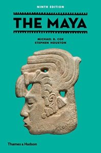 Cover of The Maya by Michael D. Coe