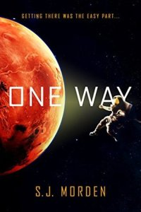 Cover of One Way by S.J. Morden