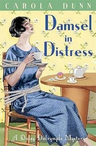 Cover of Damsel in Distress by Carola Dunn