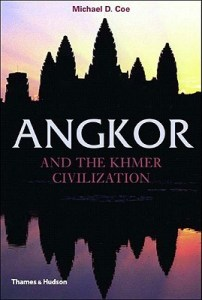 Cover of Angkor and the Khmer Civilization by Michael D. Coe