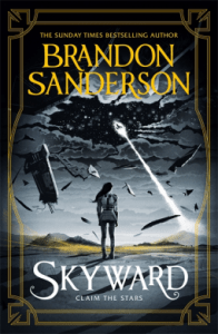 Cover of Skyward by Brandon Sanderson