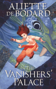 Cover of In The Vanishers' Palace by Aliette de Bodard